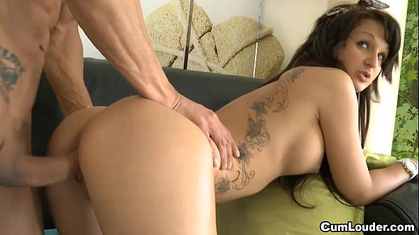 A Huge Cock for an Awesome Latin Ass
