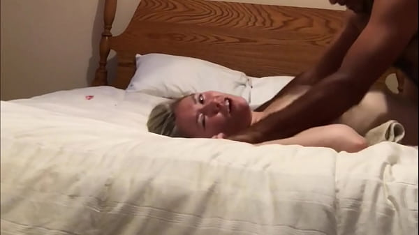 Amateur wife fucks Hispanic