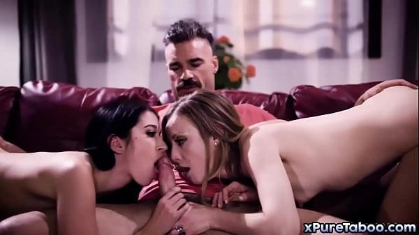 Video porno sesso con due mogli