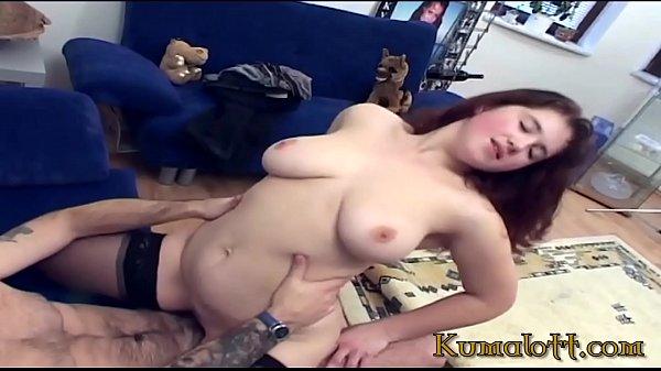 Kumalott - Amateur Redhead First Hard Fuck