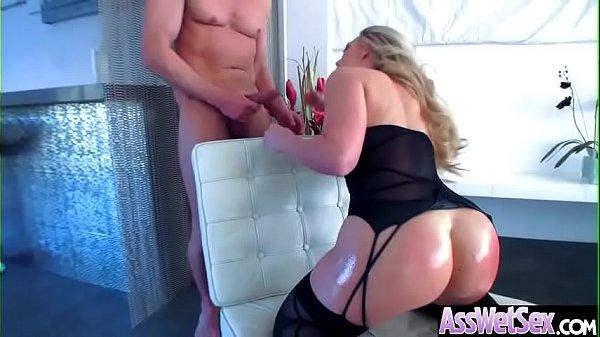 Big Ass Girl (AJ Applegate) Get Oiled And Enjoy Anal Hardcore Sex video-03 Thumb