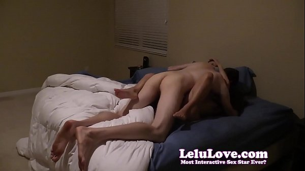 Amateur couple has fun real authentic passionate sex in homemade video