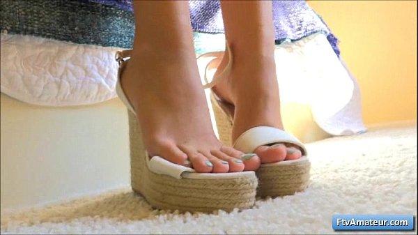Feet lana rhoades Lana Rhoades's
