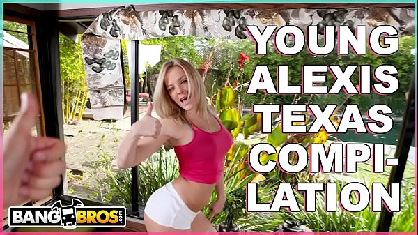 BANGBROS - The First 5 Videos That Alexis Texas Appeared In For Bang Bros (2007