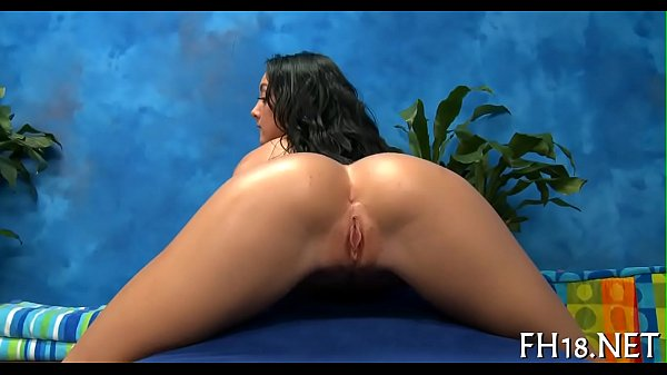 Girl bounds on large cock