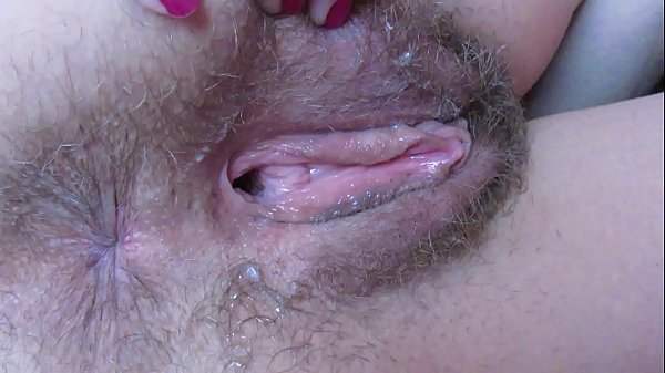 Extreme close up wet pussy fucking with huge di...