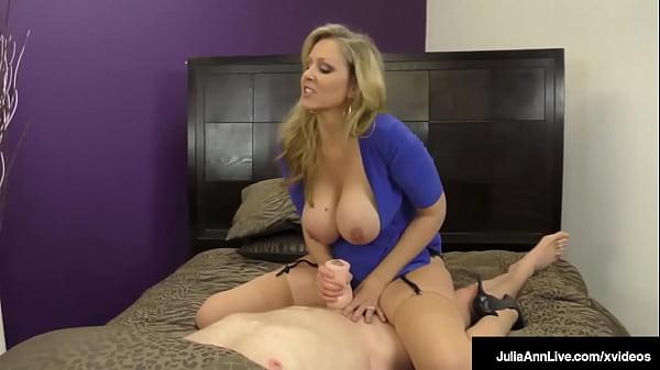 Irresistible Wife Julia Ann Femdom Cruel Orgasm Denial And Dirty Talk!