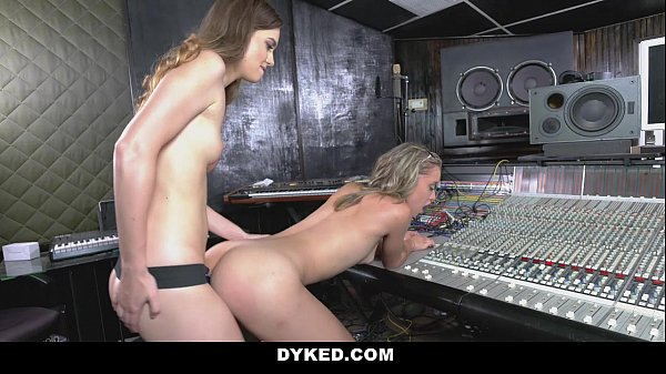 Image Dyked – Horny Lesbian Producer Seduces Teen