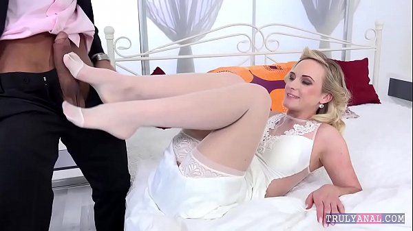 Newly Wed Bride Gets Anal Fucked Thumb