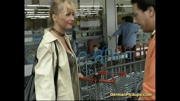 pickup german stepmom for anal sex Thumb