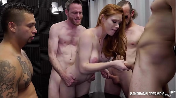 Sexy Redhead PAWG Gets LOADS of Special Sauce In Her PUSSY
