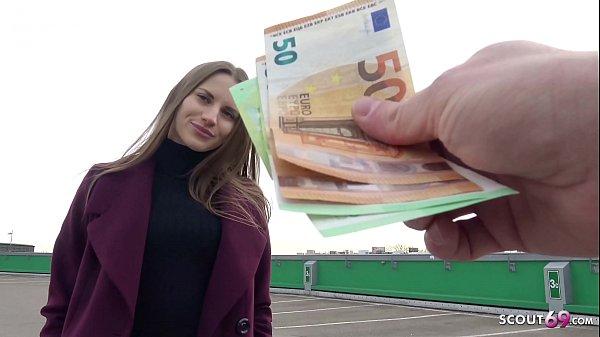 GERMAN SCOUT - SLIM TOURIST GIRL STELLA GET FUCK FOR CASH AT STREET PICK UP MODEL JOB Thumb
