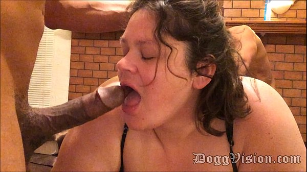 Young Big Tit SSBBW Wife BBC Shared