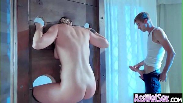 (Kate England) Hot Girl With Big Oiled Butt Nai...