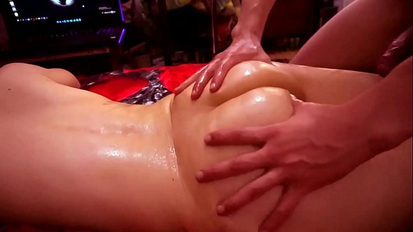 Love, passion, and very strong and hot anal sex