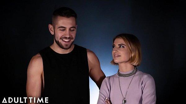 ADULT TIME She Wants Him: Kristen Scott, & Dant...