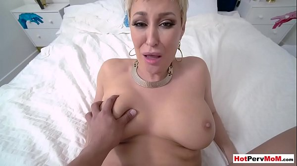 Destroying my frustrated mature stepmothers jui...