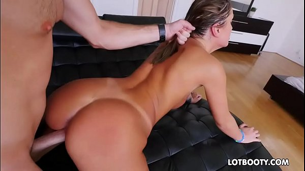 Thick booty and real massive jugs of August Ames