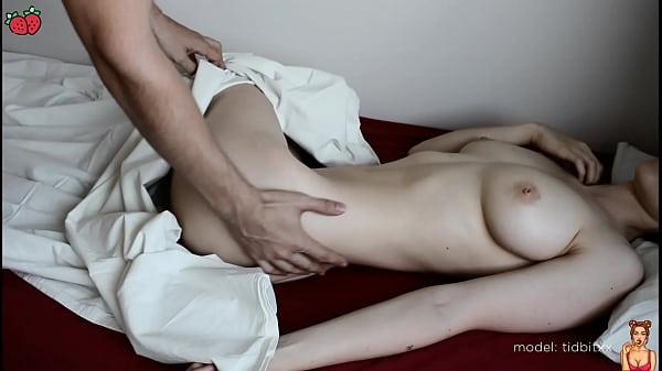 Morning Creampie for Teen Flatmate
