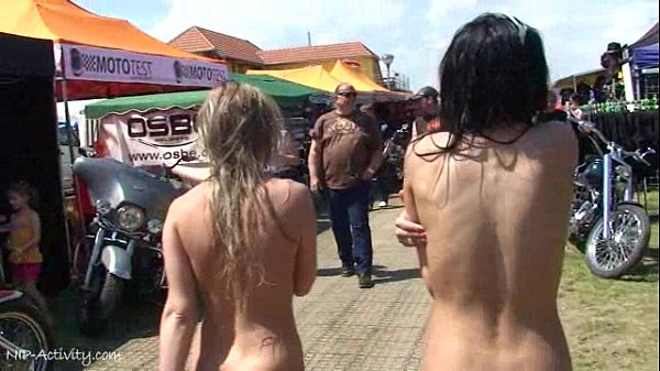 Spectacular Public Nudity With Horny Babes