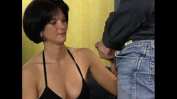 German brunette fuck with photographer Thumb