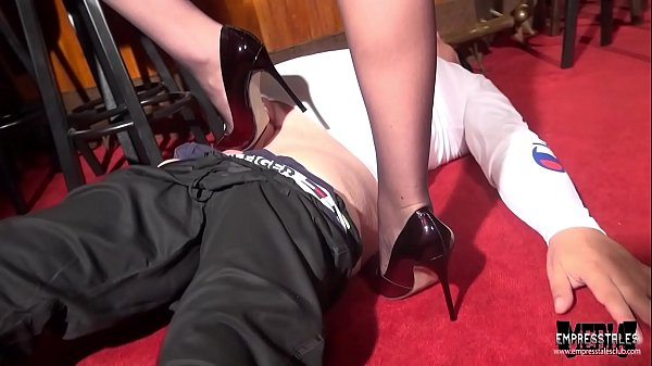 Strict Domination with Lady Fabiola Fatale - Part 7