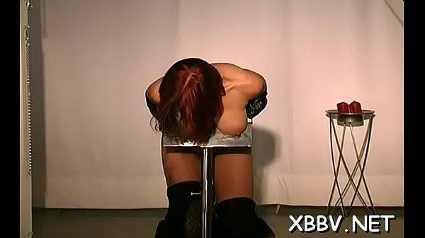 Fastened up woman breast fetish t. scenes in sadomasochism xxx Thumb