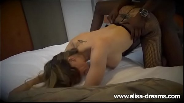 Fucking a BBC in front of my husband