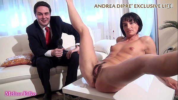 Milf shows her bizarre vagina for Andrea Diprè (short version)