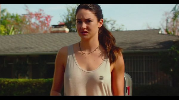 Shailene Woodley - White Bird In A Blizzard