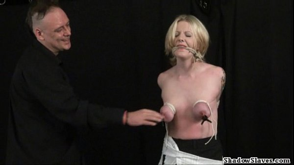 Tit tormented blondes extreme bdsm and hardcore...