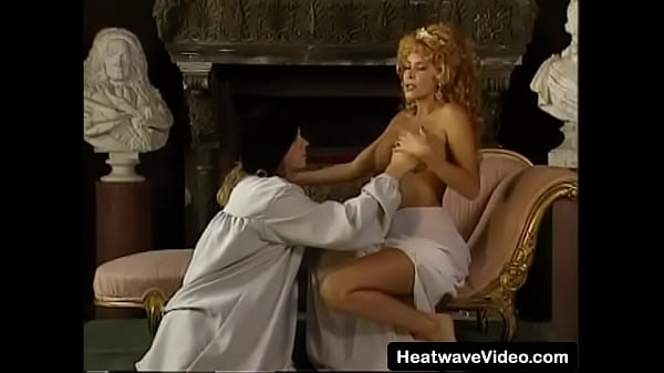Costume sex with vintage MILF