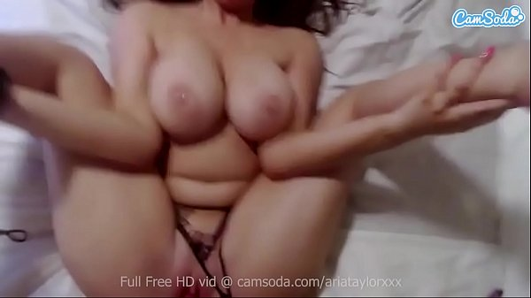 Camsoda - Aria Taylor gets her Teen Pussy Pounded
