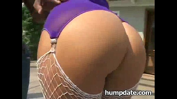 Olivia OLovely gets big black cock in her ass