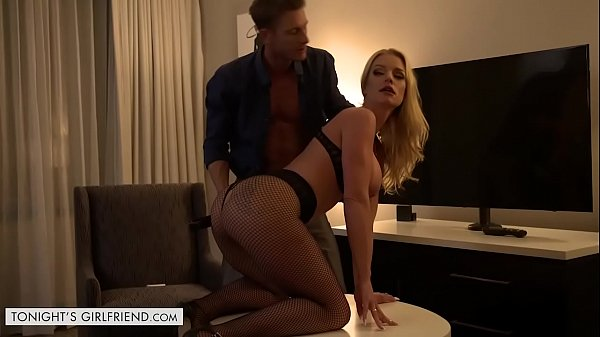 Tonights Girlfriend Rachael Cavalli is submissive for her fan