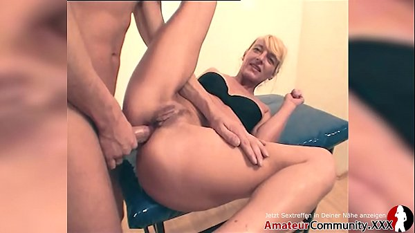 PISS and SQUIRT with weird MILF Thumb