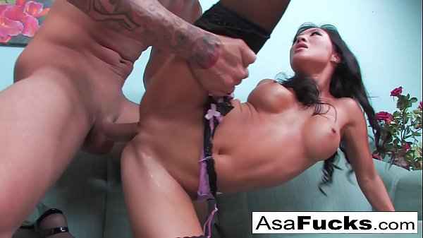 Gorgeous and stunning asian Asa Akira Gets Pounded!