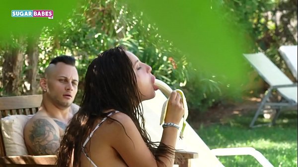 SUGARBABESTV : Aussie teen Atlantis first time porn