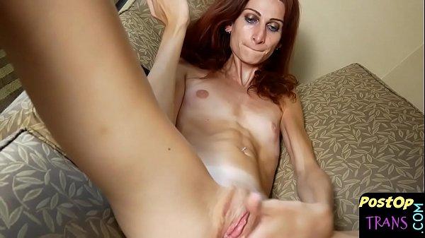 Tranny postop Transgender Girl