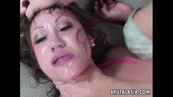 Her sweet ass gets fucked as she moans hard Thumb