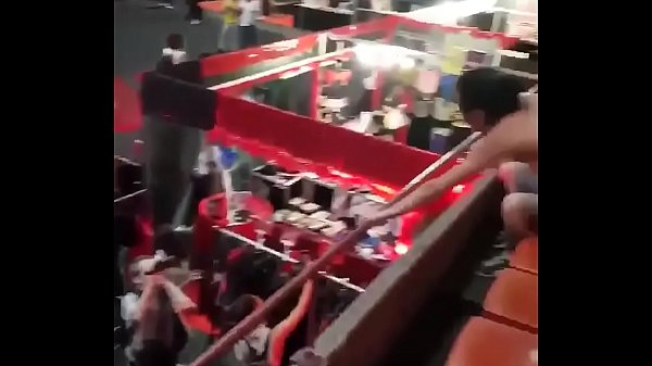Girl got fucked in at a game worldstar rome on IG