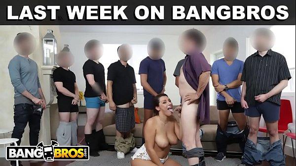Last Week On BANGBROS.COM : 10/12/2019 - 10/18/...