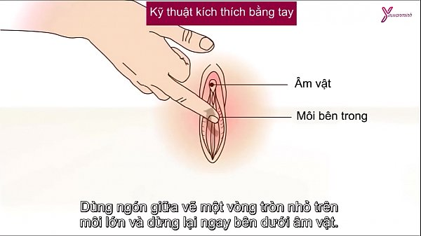 siêu đẳng kỹ thuật kích thích phụ nữ đạt cực khoái bằng tay