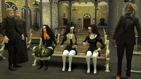 Catholic Fathers a. and Fuck the New Innocent Nuns in the Temple 3D Porn Hentai Download Game Here: http://bit.ly/GamerPran