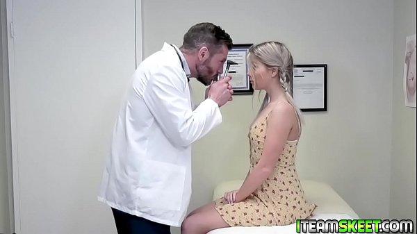 Blonde petite getting her ass finger fuck!  thumbnail