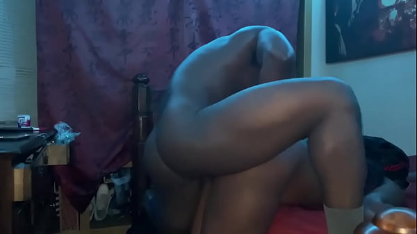 LED Lights a BBC and a Tight Pussy Teen