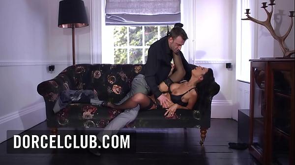 Busty MILF Ania Kinksi intense sex scene