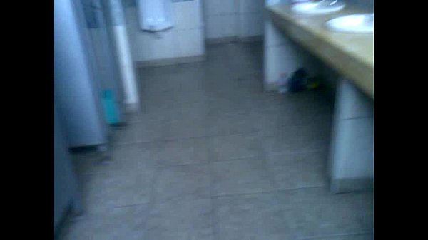 In the bathroom of the 2nd floor of the UNFV, Friday of gymkhana of biology 2011