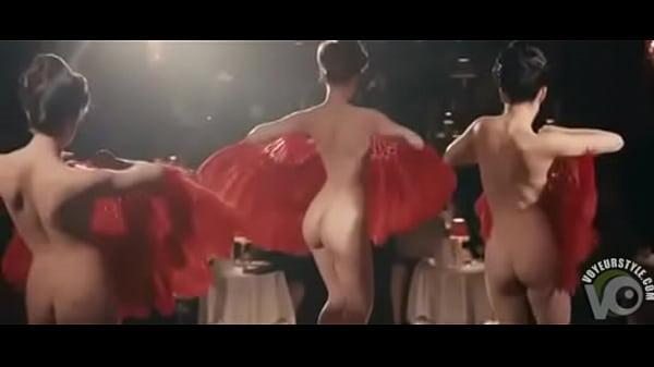 A nice cabaret scene