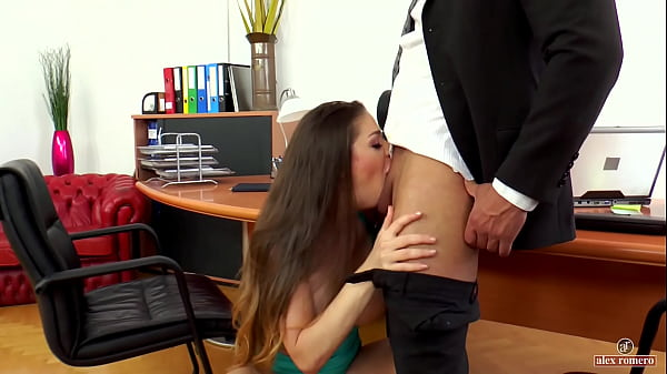 Busty milf lawyer Cathy Heaven knows how to get the job  (teaser) Thumb